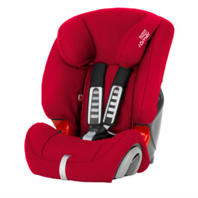 Britax安全座椅红色