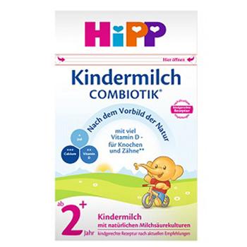 德国喜宝(HiPP)益生元系列 益生菌有机婴幼儿奶粉 2+段(2岁以上)600克