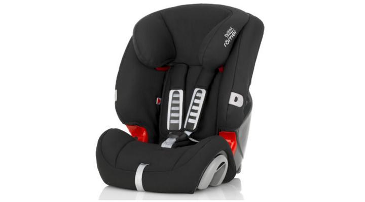 Britax安全座椅黑色
