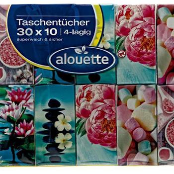 alouette纸巾 2卷/组