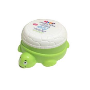 德国HiPP喜宝有机杏仁油儿童婴儿保湿面霜hipp小乌龟100ml