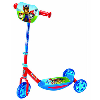 SMOBY三轮踏板车2