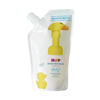 喜宝(HiPP) 德国HiPP喜宝小鸭子洗手洗脸液 补充替换袋装250ml