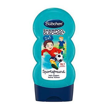 贝臣Bübchen 德国进口 儿童 洗发沐浴二合一