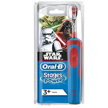 博朗(Braun)欧乐B D12 星球大战款儿童充电型电动牙刷
