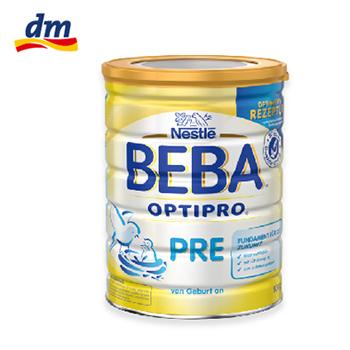雀巢 BEBA OPTIPRO婴儿配方奶粉 Pre 段(800g)