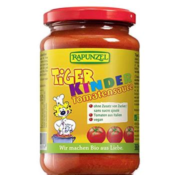 意大利 儿童 有机 蕃茄酱 360g