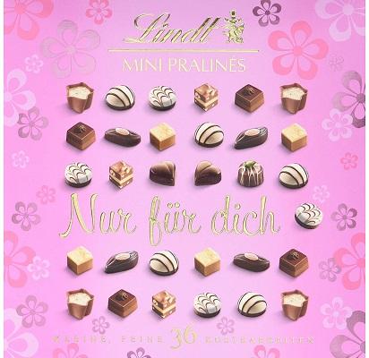 瑞士莲 软心巧克力  花式经典mini
